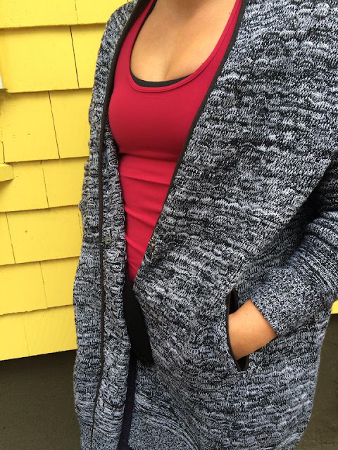 lululemon marl cardi-all-day