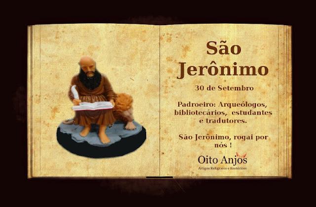 Dia de São Jerônimo: 30 de Setembro