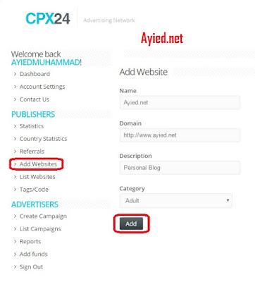 Alternatif Adsense #4 : Cara Mudah Raup Dollar dengan Cpx24