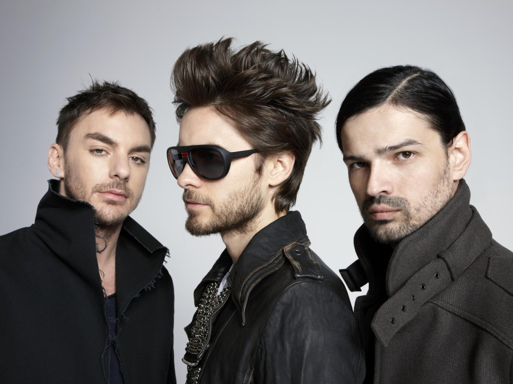 Heavy Music Show: 30 Seconds to Mars