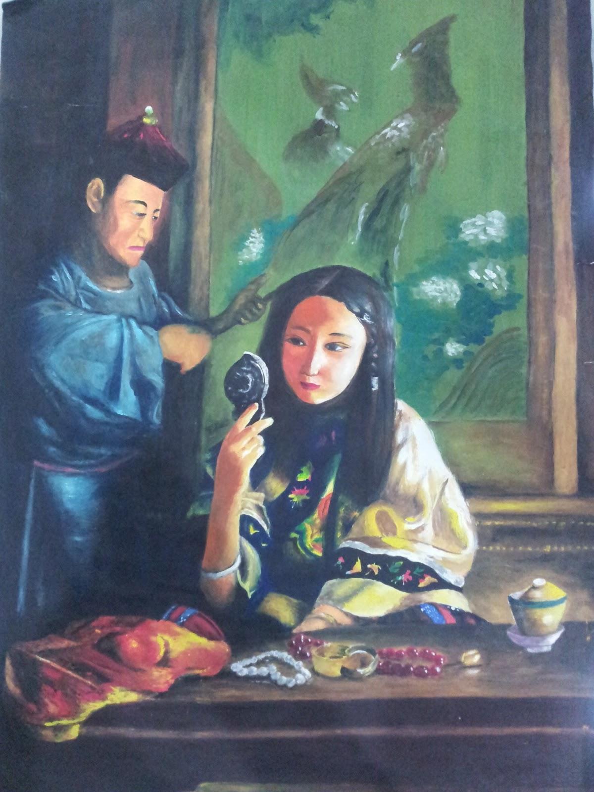 fang hui paintings