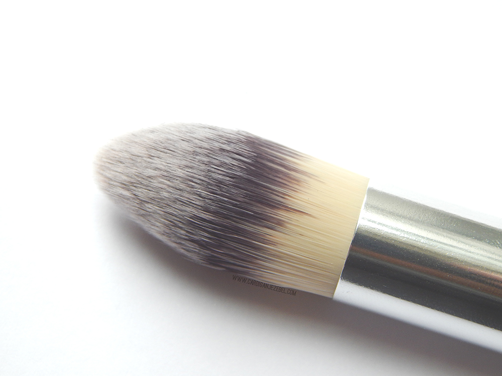 Crown Brush Palette & Brush Review - Cardigan Jezebel