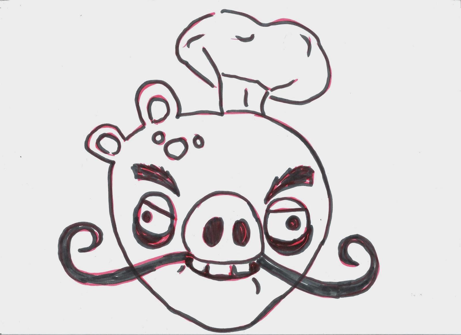 Desenhos Para Pintar Angry Birds: Desenho Para Pintar: Andry Brids Moldes Risco Pintura Em