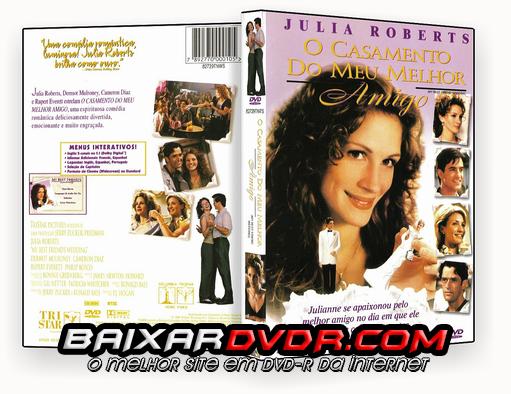 O CASAMENTO DO MEU MELHOR AMIGO (1997) DUAL AUDIO DVD-R OFICIAL