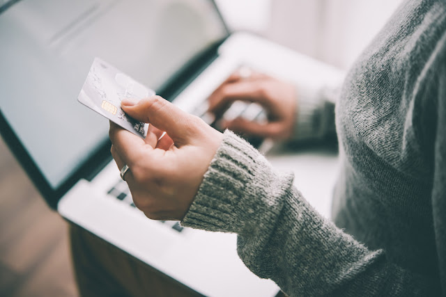 Your customers can pay with credit card in your online store
