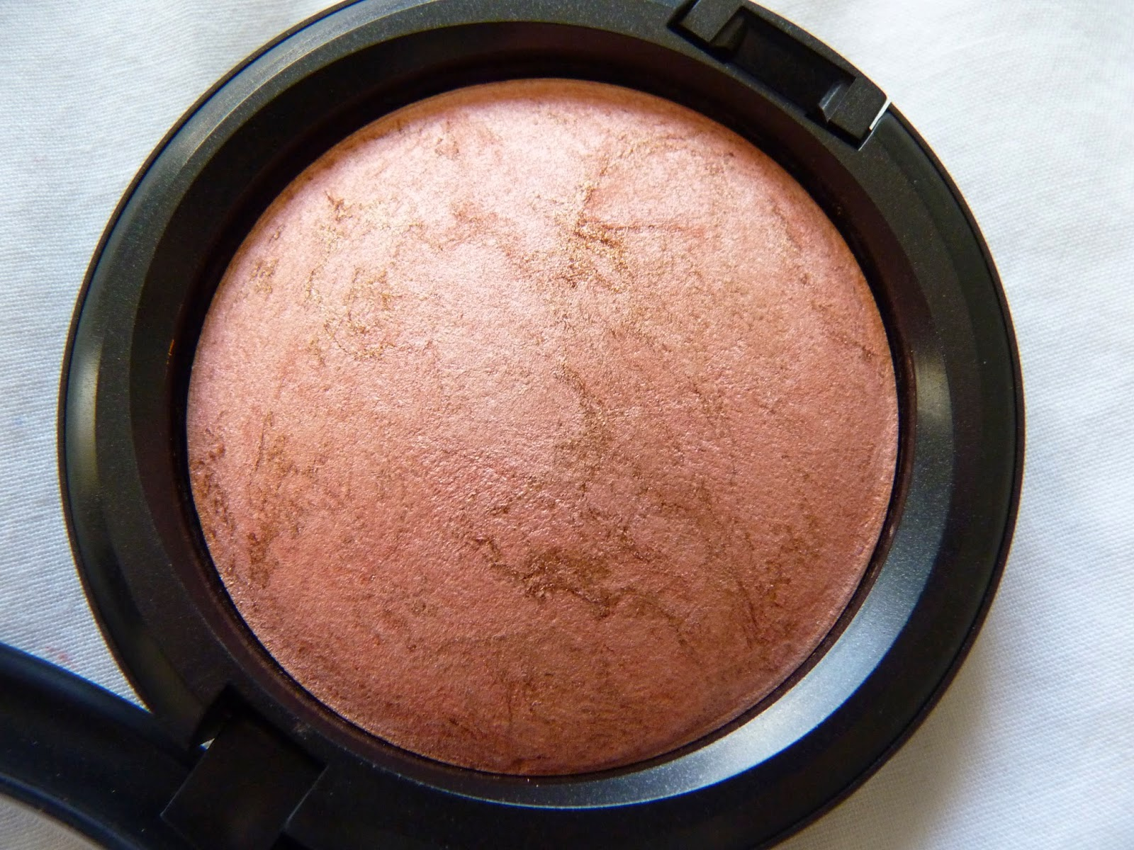 MAC Mineralize Skin Finish MSF Stereo Rose Blush Highlight