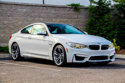 Kereta BMW M4 2016