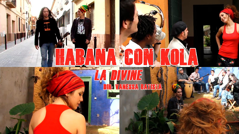 Habana con Kola - ¨La Divine¨ - Videoclip - Dirección: Vanessa Batista. Portal del Vídeo Clip Cubano