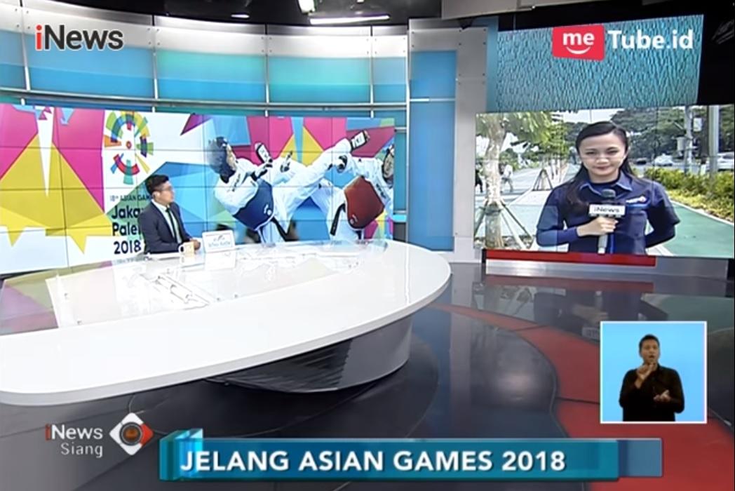INews TV: Frekuensi Channel INews TV Mpeg4 Pada Satelit Palapa D