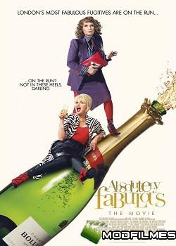 Capa do Filme Absolutely Fabulous: O Filme