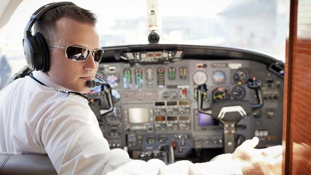 Pilot olmak istiyorum
