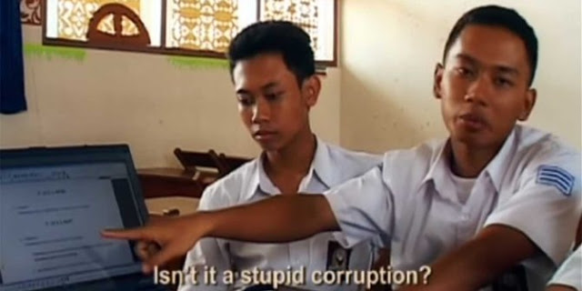 Video: Siswa SMA Ini Sukses Bongkar Korupsi di Sekolahnya Sendiri