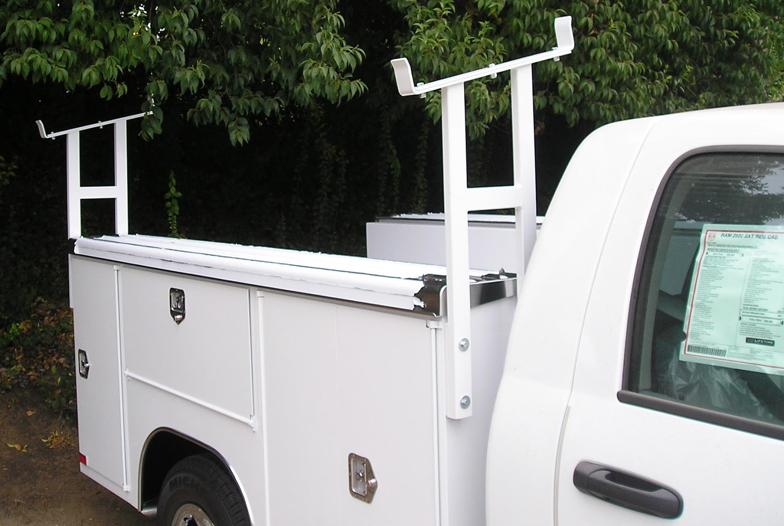 Harbor Truck Bodies Blog: Simple- The Side Mounted Ladder ...