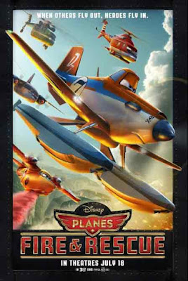 Planes: Fire & Rescue (2014) Sinopsis