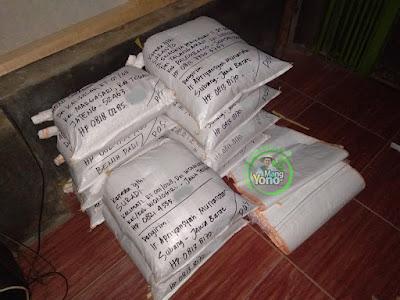 IR. APRIYANSYAH MUNANDAR Bogor, Jabar. Pembeli Benih Padi NAZWA 80 HST Panen