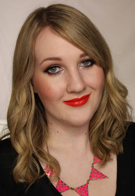 Wet n Wild Megalast Lipcolor - Purty Persimmon Swatches & Review