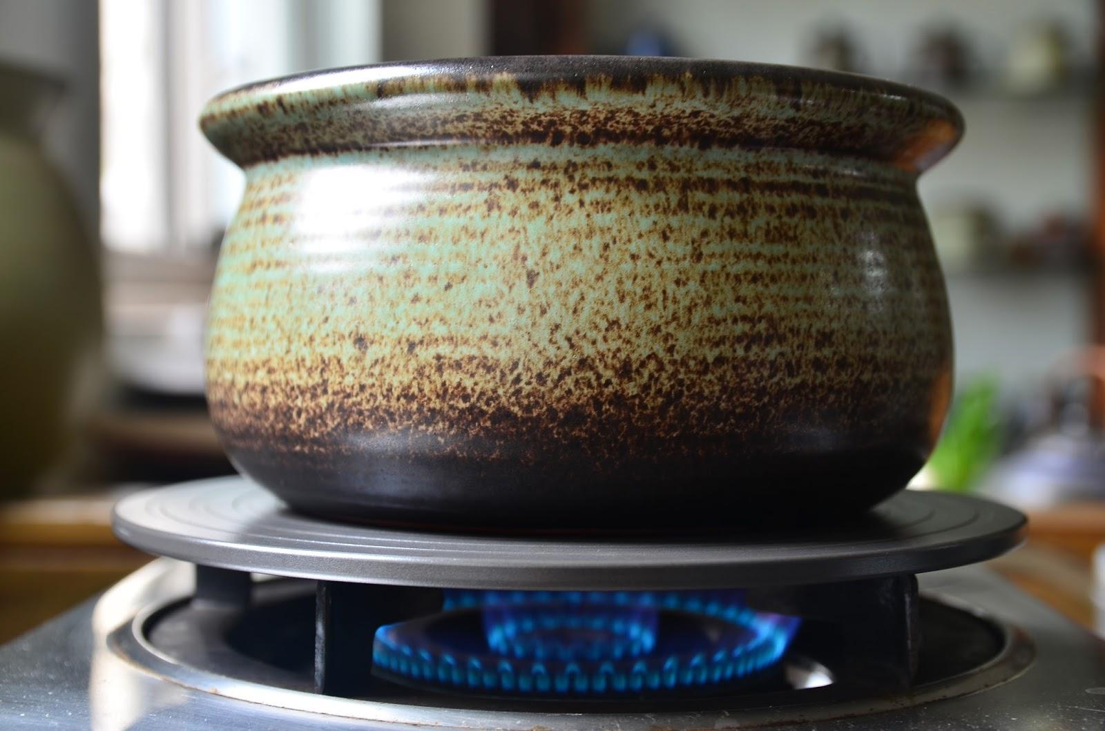 楓樹陶坊 MaplePottery: 陶鍋使用節能板的優缺點