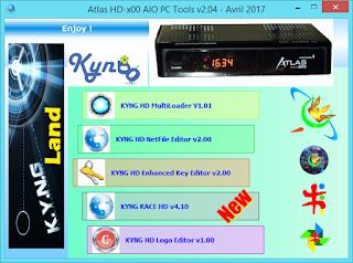 Atlas HD-200s