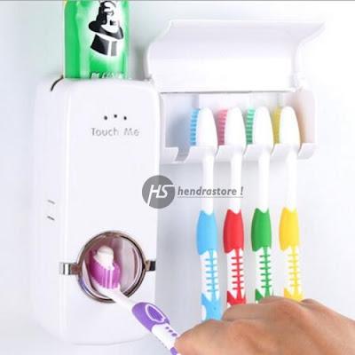 Dispenser Odol New - Tooth Paste & Brush Murah