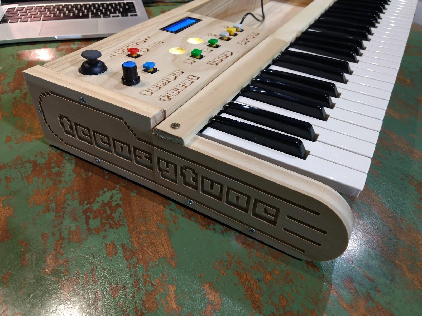 random project lab teensytune a teensy based midi controller keyboard. Black Bedroom Furniture Sets. Home Design Ideas