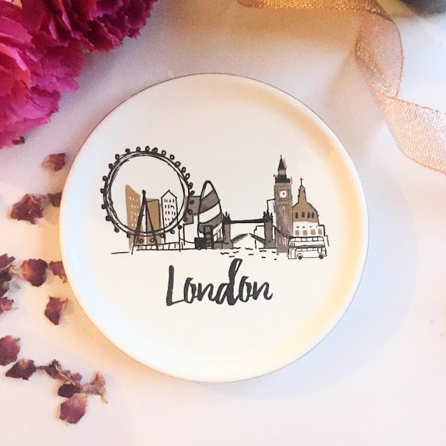 New Look London Trinket Dish