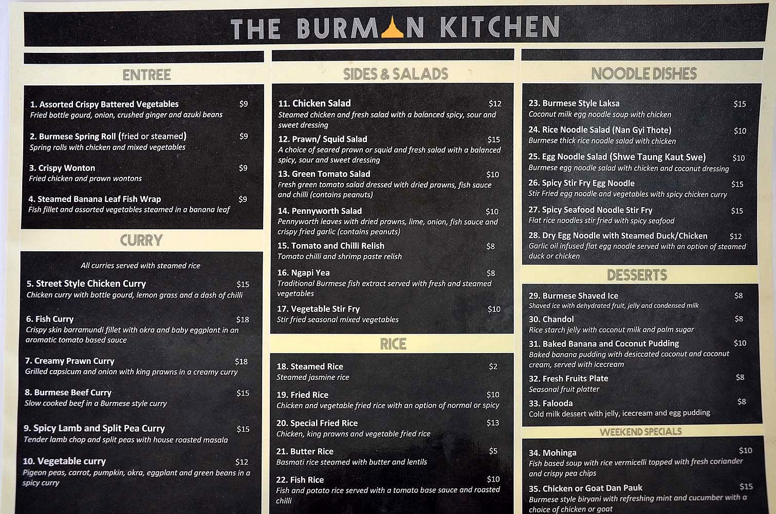 Green kitchen menu stunning restaurant menu with green for Perfect kitchen menu harrogate
