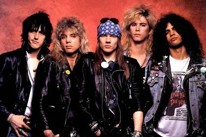 Biografi Guns N' Roses Terbaru   Profil, Member, Sejarah, Album