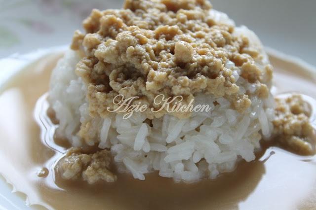 Pulut Serawa Telur Kelantan