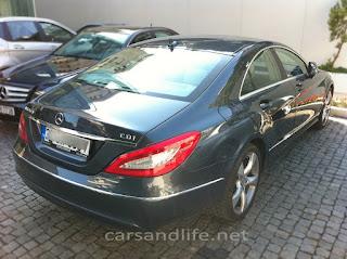 I Drove It: Mercedes CLS 350 CDi