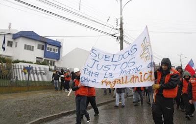 Pese a las movilizaciones, Mina Invierno mantiene su oferta a sindicatos