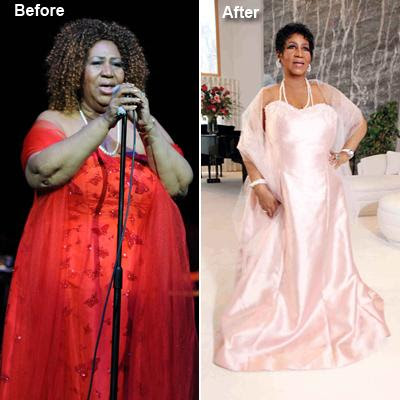 Aretha Franklin lost an astounding 85 pounds she ... | 400 x 400 jpeg 38kB