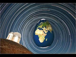 Bumi datar adalah kebohongan