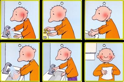 heikant k12 handen wassen