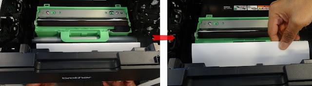 how to unjam printer paper