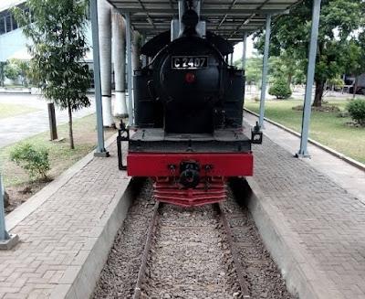museum kereta api ambarawa dekat salatiga