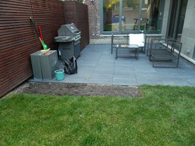 Humewood-Cedarvale Toronto new backyard garden installation before by Paul Jung Gardening Services