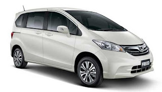 Honda Freed Versi Terbaru