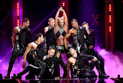 Watch Britney's 2016 iHeartRadio Festival Performance
