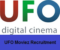 UFO Moviez Recruitment
