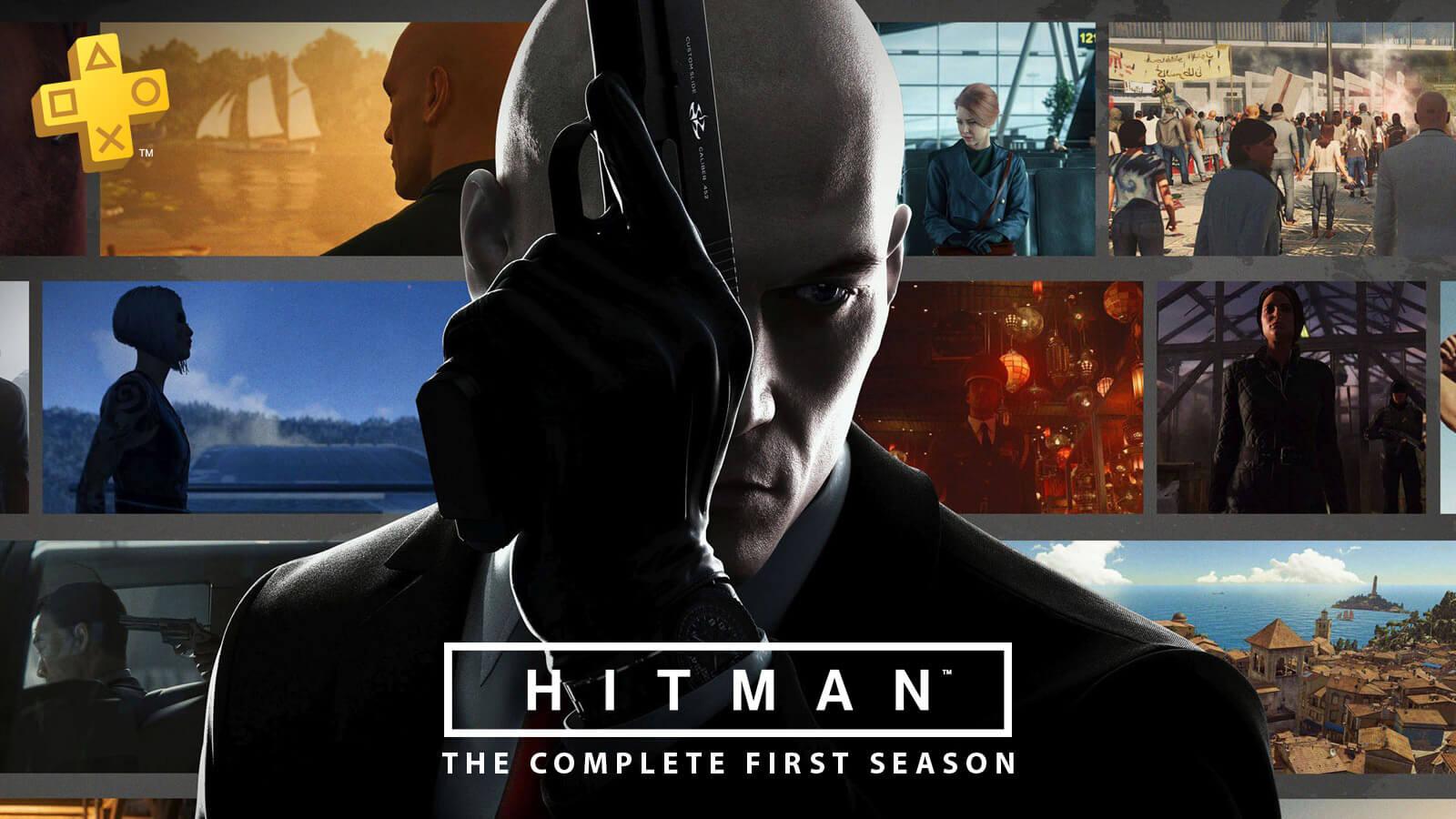 Play Hitman Online