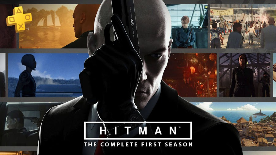 hitman the complete first season game ps4 plus