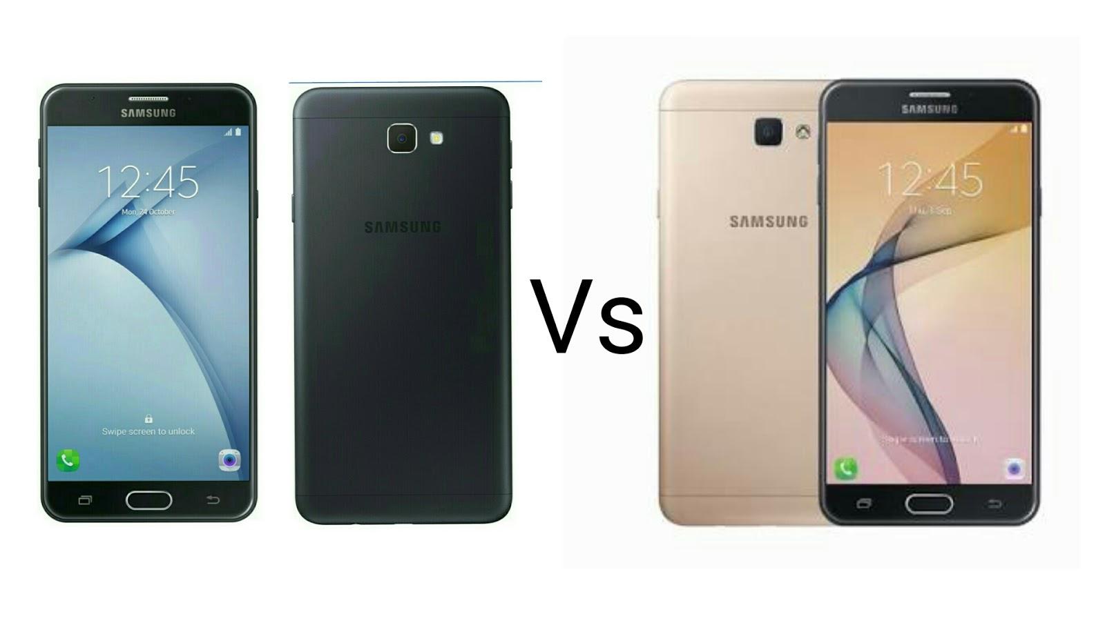Samsung Galaxy On Nxt Vs Samsung Galaxy J7 Prime Tech