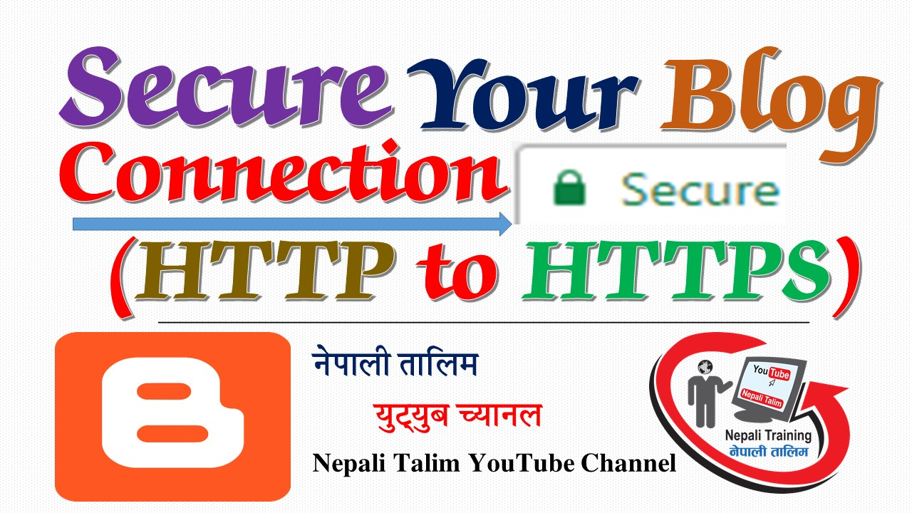 Secure your blog connection enable https connection 2018 http to through this video we learn how learn how to protect your blog with https secure connection blogger has a option of https hyper text transfer protocol baditri Gallery