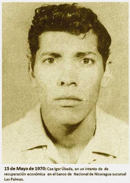 Nicaragua: Igor Úbeda Herrera