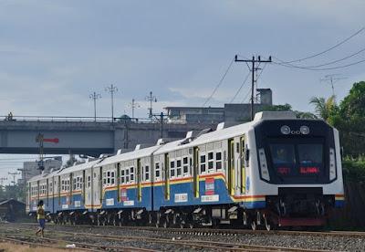 Kereta Api Medan Binjai dan Binjai Medan