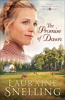 Heidi Reads... The Promise of Dawn by Lauraine Snelling
