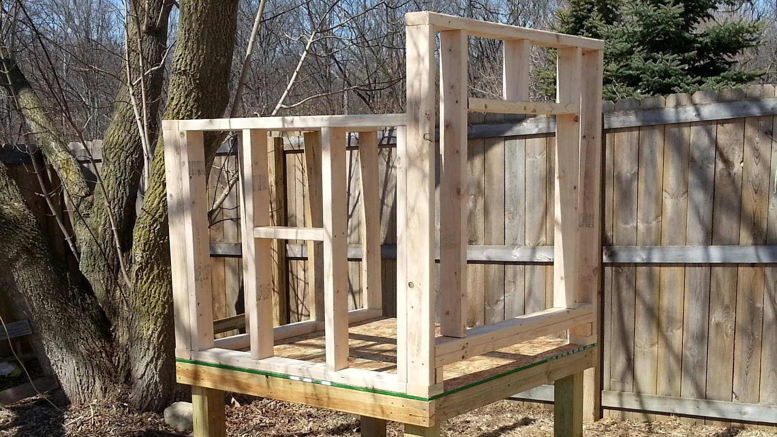 A Frame Coop Plans: How To Build The Simple Suburban Chicken Coop