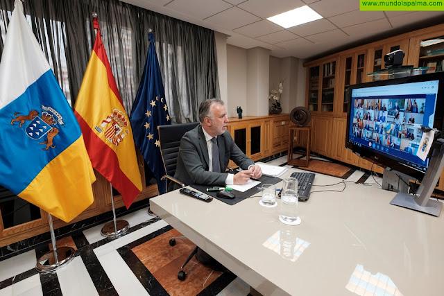 Canarias plantea que los cabildos y los ayuntamientos sean los que gestionen los remanentes que el Gobierno de España pretende desbloquear