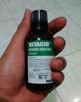 Vitacid Lotion