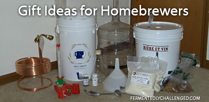 Fermentedly Challenged Holiday Gift Ideas For Homebrewers